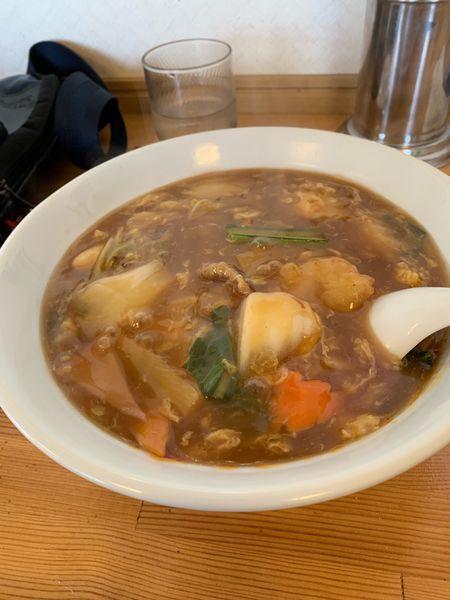「ダールー麺」@町の小さな中華屋さん ろくめいの写真