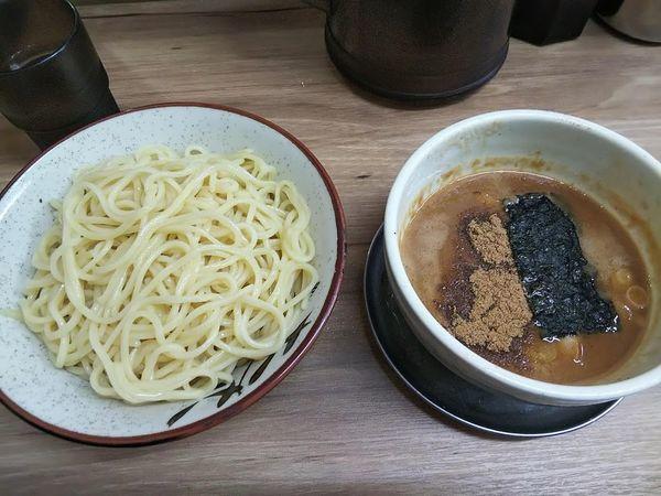 「濃厚つけ麺 大(¥780)」@健勝軒の写真