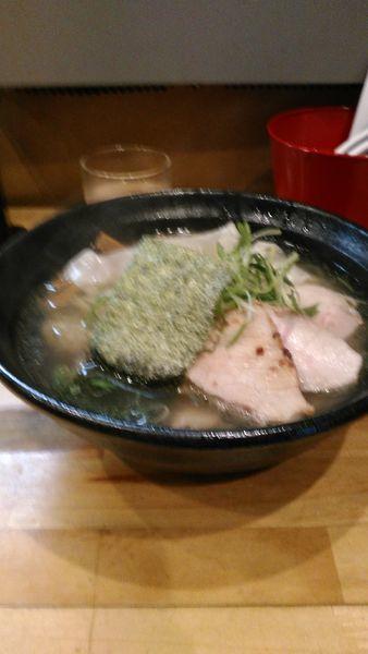 「肉塩ラーメン」@大阪 麺哲の写真