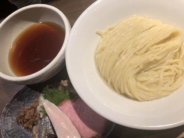 「淡麗さんまそば つけ麺ver.」@つけ麺 一燈の写真