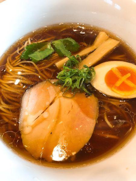 「〜柚子香る〜醤油らーめん ¥900」@らーめんMAIKAGURAの写真