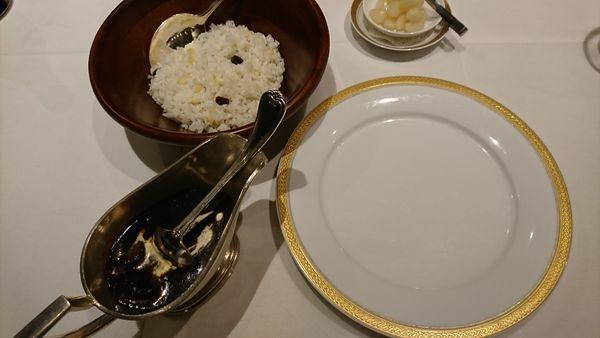 「五島牛のカレーライス 1800円(税サ別) ※」@フォレストの写真