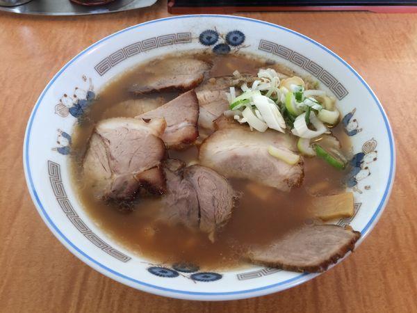 「チャーシュー麺」@富公の写真