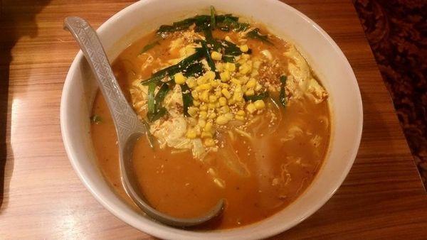 「塩ニンニクタンタン麺」@和香佐の写真