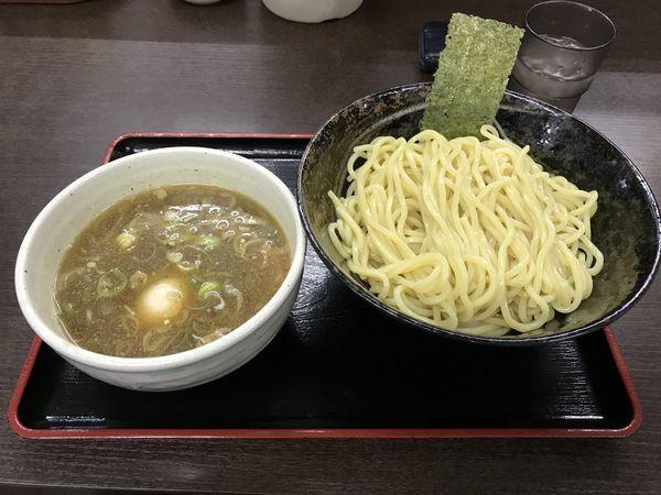 「つけ麺 (並)しょう油 冷やし」@喜奴屋の写真