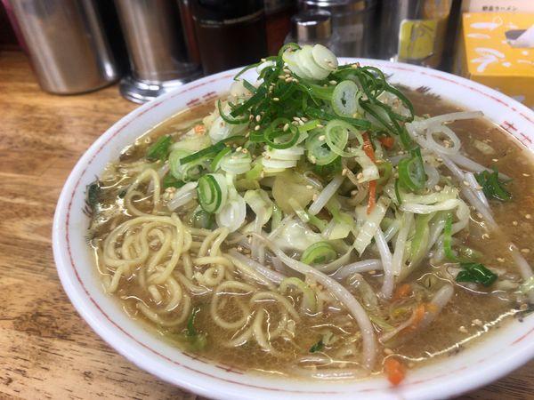 「野菜ラーメン 800円」@ラーメン専門店 天心の写真
