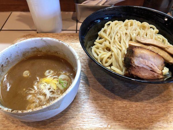 「濃厚つけ麺」@つけめん らーめん ブータンの写真