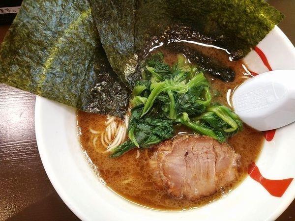 「ラーメン(細麺)」@らーめん 豚の蹄亭の写真