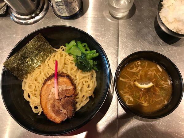 「つけ麺」@龍が如しの写真