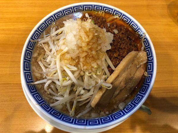 「魂麺」@東池袋大勝軒 うさぎ家の写真