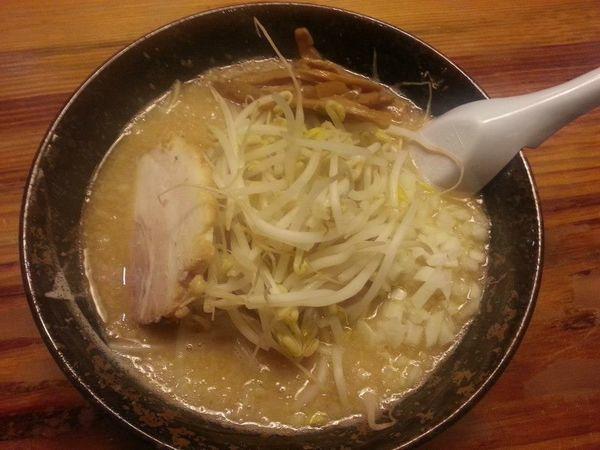 「とんラーメン 醤油」@常勝軒 本庄店の写真