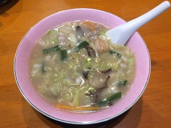 「ちゃんぽん麺」@六番の写真