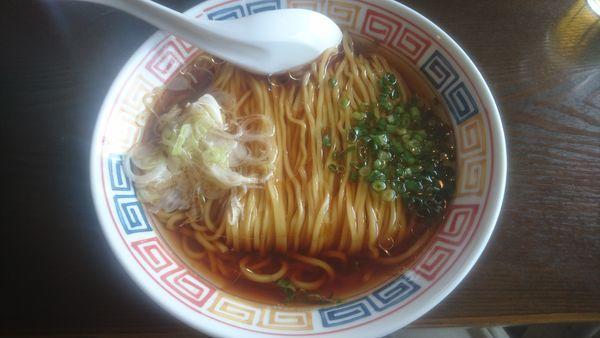 「すラーメン」@拉麺 時代遅れの写真