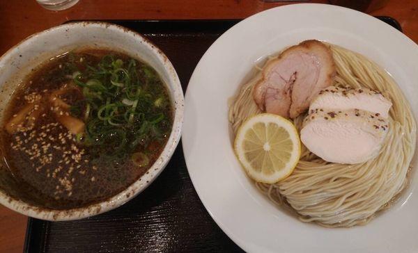 「つけ麺」@らぁ麺屋 晴天の写真