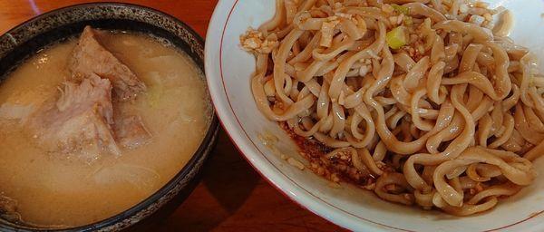 「パタン ファットンverスープ付き 900円」@ファットンの写真