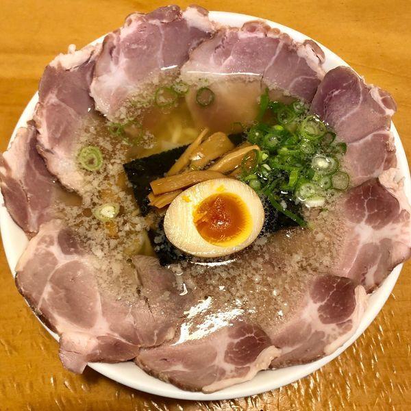 「はまんど焼煮豚増 (1,080円)」@讃岐らーめん はまんどの写真