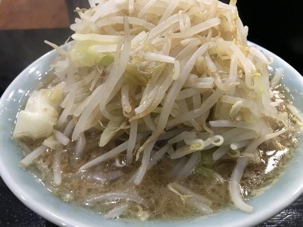 「太麺 ポン酢 900円」@のスた 凛本店の写真
