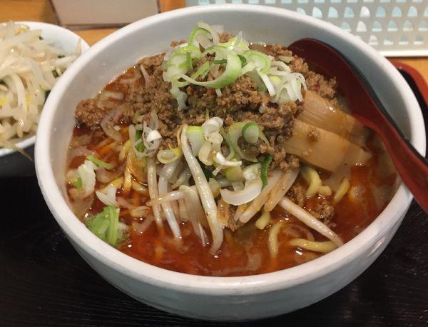 「味噌担々麺880円」@味噌麺処 花道の写真