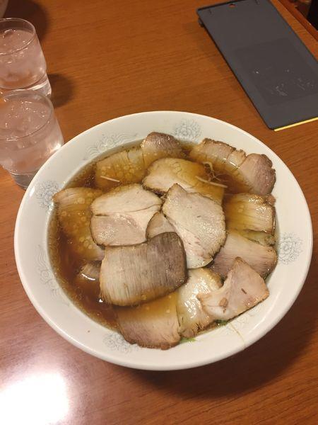 「チャーシュー麺」@らんめんの写真
