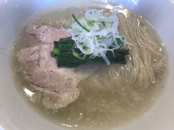 「限定:豚そば700円」@寿製麺よしかわ 川越店の写真