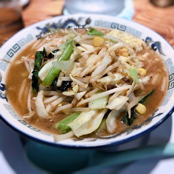 「味噌タンメン」@姫路タンメンの写真