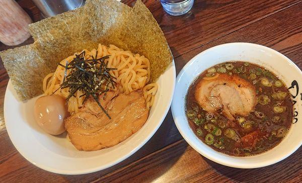 「特製つけ麺980」@麺匠 大悟 DAIGOの写真