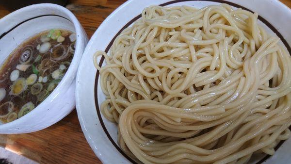 「つけ麺、大盛」@中華そば・つけめん 甲斐の写真