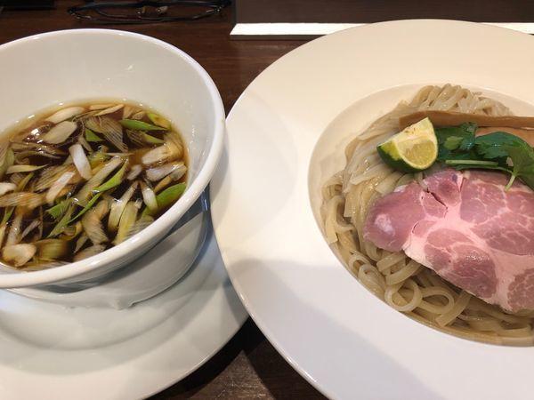 「つけ麺大盛り1000円」@麺や維新の写真