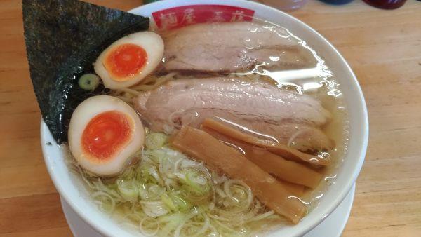 「ラーメン」@麺屋 工藤の写真