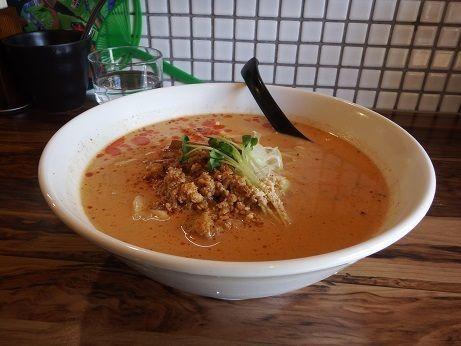 「担々麺」@麺処 まるよしの写真