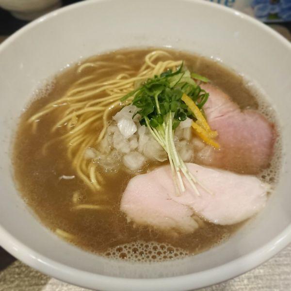 「【限定】煮干しそばランチセット」@光麟堂の写真
