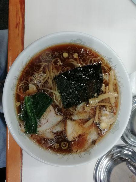 「ラーメン大 麺硬め」@青島食堂 秋葉原店の写真