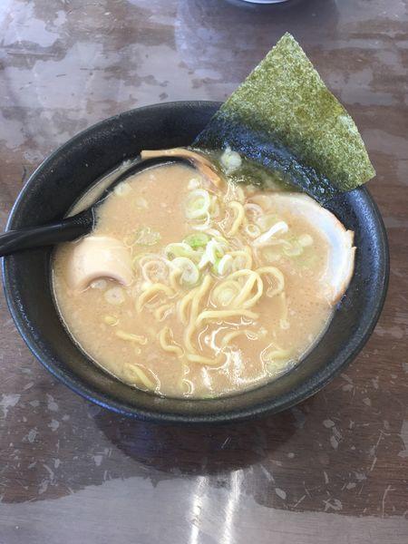 「醤油ラーメン」@関東風とんこつらーめん 五衛門 谷田部店の写真