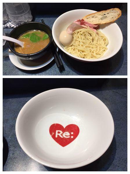 「特製白湯つけ麺」@もとのともの写真