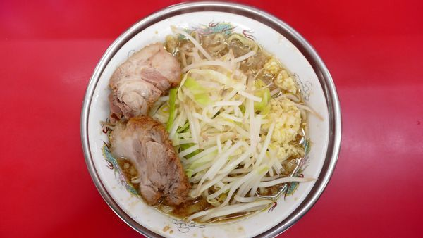 「ラーメン¥700/ニンニク¥0」@麺でる 田園調布本店の写真