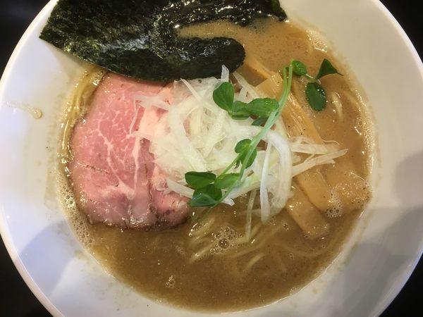 「醤油ソバ 750円」@麺屋しとらすの写真