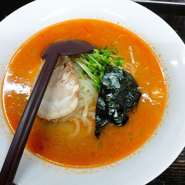 「坦々麺」@一力の写真