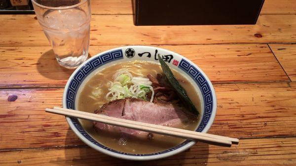 「濃厚ラーメン」@つじ田 神田御茶ノ水店の写真