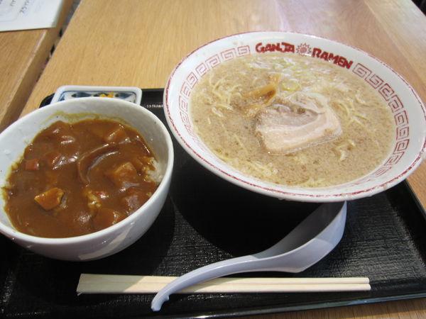 「ガンジャラーメン730円」@GANJA RAMENの写真