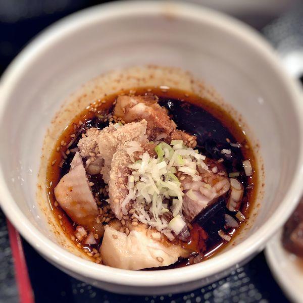 「遊水麺」@遊水の写真