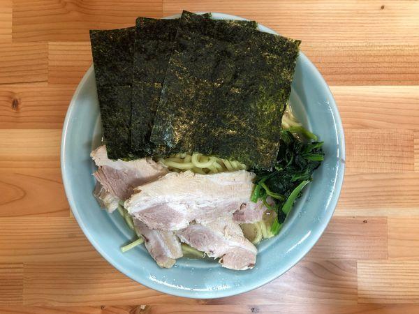 「醤油(大)+チャーシュー」@すけちゃんラーメンの写真