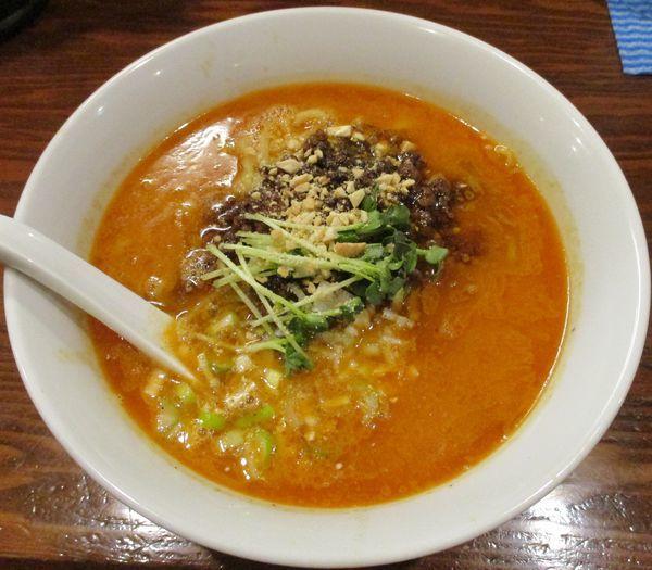 「担々麺 700円」@北海道らーめん 麺屋とみ吉の写真