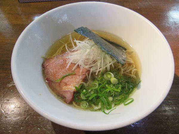「限定 鰮煮干アサリ日高昆布(800円)」@喜元門の写真