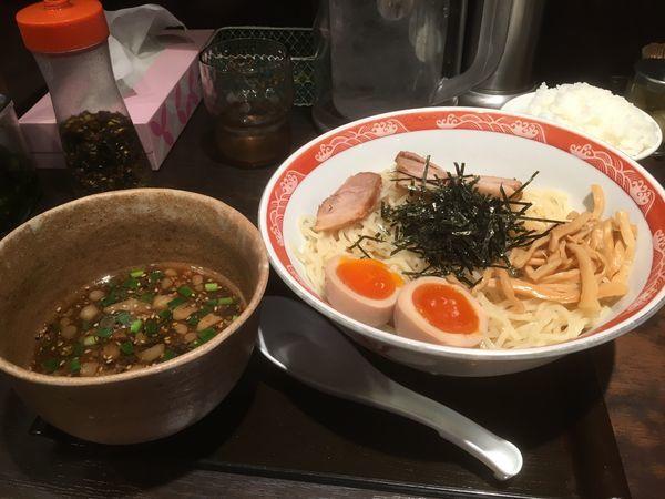 「つけ麺」@尾道ラーメン 麺一筋 新大塚店の写真