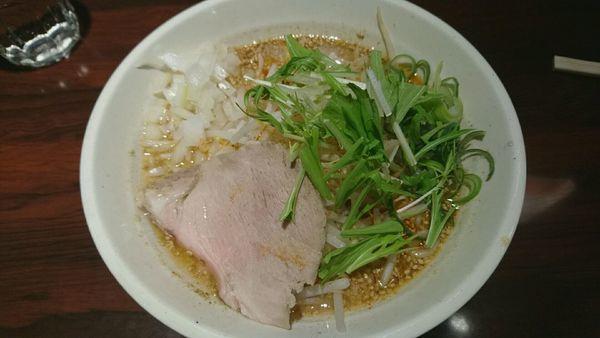 「カラシビ味噌ラーメン_850円」@麺屋 鬼熊の写真