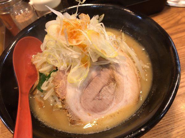 「味噌ラーメン」@麺処 花田 上野店の写真