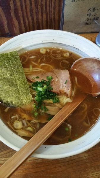 「醤油らーめん」@麺や 八雲の写真