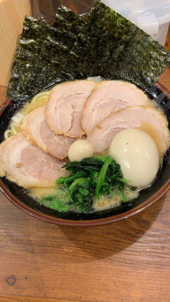 「チャーシュー麺」@極味家 日ノ出町店の写真