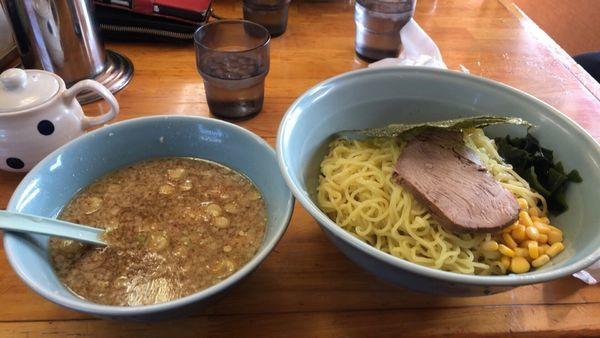 「つけ麺 大盛」@ラーメンショップ 野田店の写真