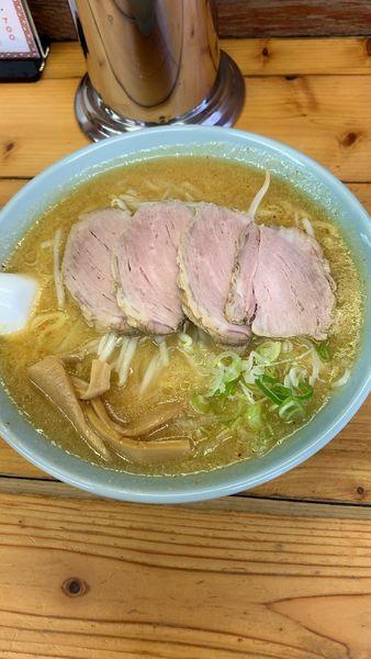 「味噌チャーシュー麺」@味のとらやの写真